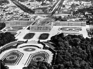 Парк Версаль,Франция.
