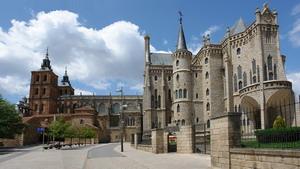 1886-1889 гг., Дворец Гуэля, Барселона, Испания.