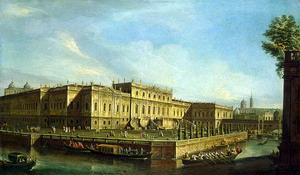 Летний дворец Елизаветы Петровны в Санкт-Петербурге.