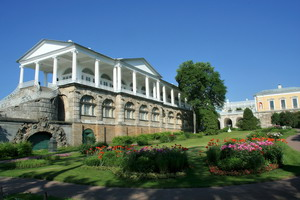 Камеронова галерея 1783-1786 гг.,Царское Село, Пушкин.