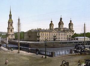 Никольский морской собор, Санкт-Петербург.