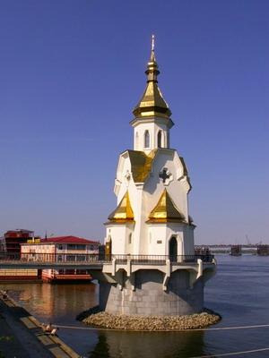 Храм Николы Морского, Санкт-Петербург.