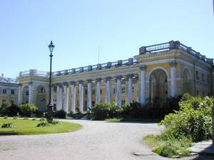 Александровский дворец 1792-1796 гг., Царское Село, Санкт-Петербург.