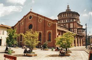 Санта-Мария делле Грацие в Милане