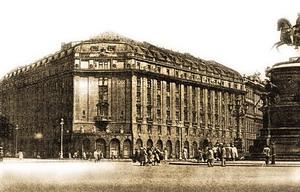 Гостиница Астория 1911-1912 гг., Санкт-Петербург.
