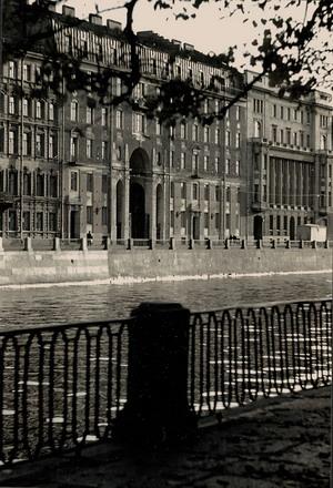 Толстовский дом, улица Рубинштейна 15-17, 1910-1912 гг., Санкт-Петербург.