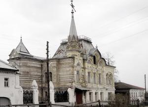 Дом А. А. Локалова, 1888 гг., Великое, Гаврилов-Ямский район Ярославской области.
