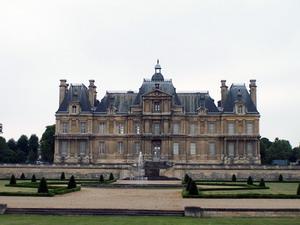 Дворец Мезон-Лаффит, г. Франция.