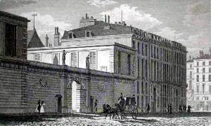 Отель де Тулуз Франция.