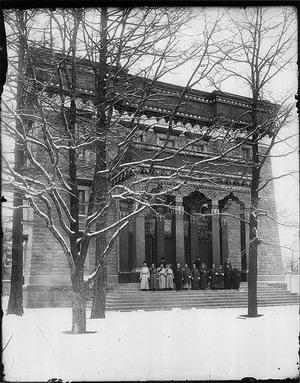 Буддийский храм, Приморский проспект,91, 1909-1915 гг., Санкт Петербург.
