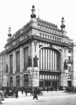 Елисеевский магазин, Невский проспект,56  Малая Садовая, 8, 1902-1903 гг., Санкт Петербург.