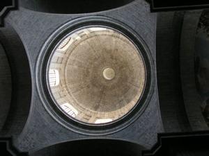 Купол в монастыре Эскориал Испания.