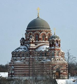 Храм Спаса в селе Уборы, Россия