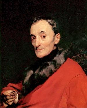 М. Ланчи, 1851 г., Третьяковская галерея, Москва.