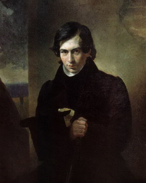 Н. В. Кукольника, 1836 г., Третьяковская галерея, Москва.