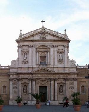 Церковь Санта-Сусанна.
