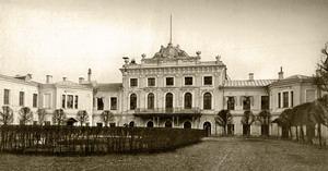 Тверской императорский путевой дворец 1764-1766 гг., Тверь, Россия.