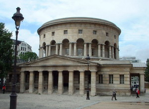 Таможенные заставы 1785-1789 гг., Париж, Франция.