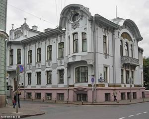 Дом И.А. Миндовского 1903-1904 гг., Москва.