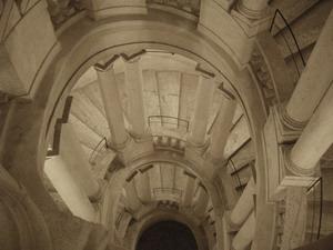 Лестница палаццо Барберини.