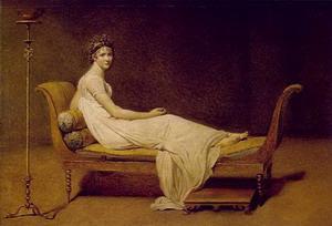 Портрет мадам Рекамье, 1800 г.