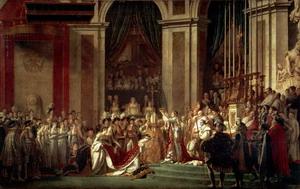 Посвящение императора Наполеона, 1806-1807 гг.