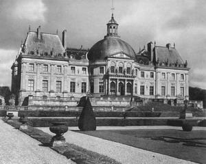 Дворец Во-ле-Виконт,Франция.