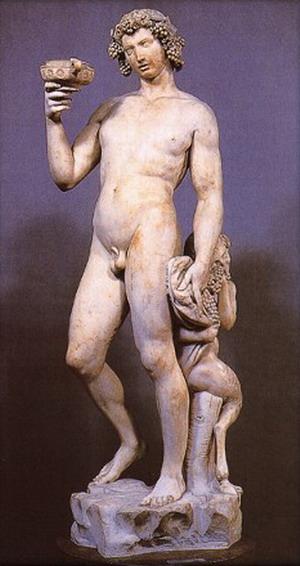 Вакх 1496-97 г. Флоренция.
