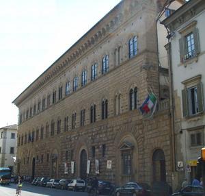 Палаццо Медичи-Риккарди 1444-1452 гг.