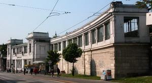 Венский Штадтбан, станция 1892-1893 гг., Вена, Австрия.