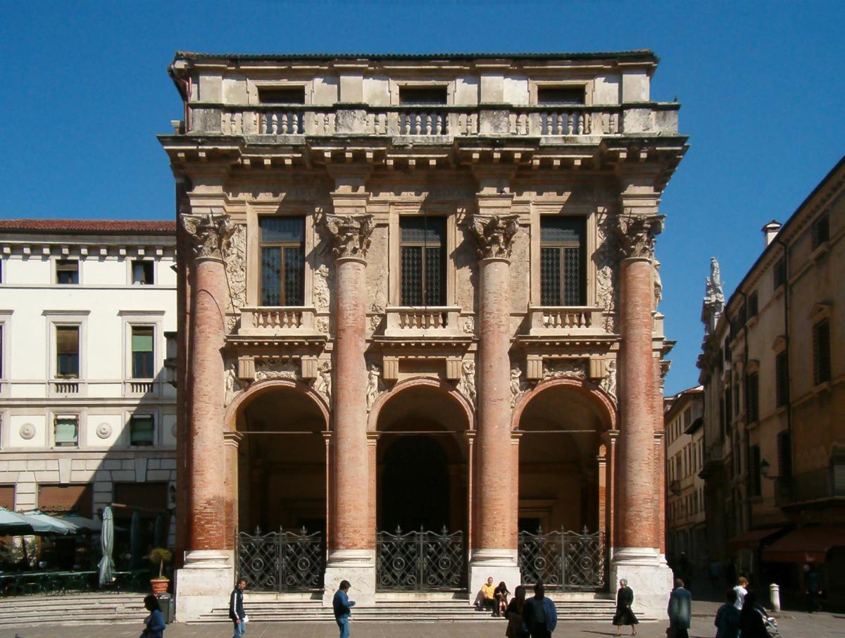 Палаццо дель Капитанио.