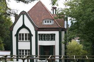 Дом Беренса 1901 г., Германия.