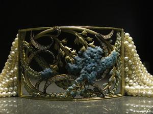 Libellules Pendant de cou et chaine Rene Lalique approx. de 1903 a 1905 гг.