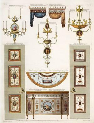 Кедлстон-холл 1759-63 гг., Англия.