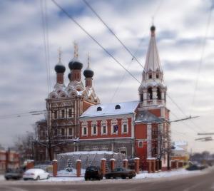 Церковь Николы на Болвановке, Россия.
