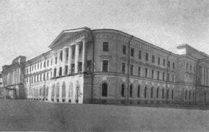 Казармы Павловского полка 1817-1820 гг., Санкт-Петербург, Россия.