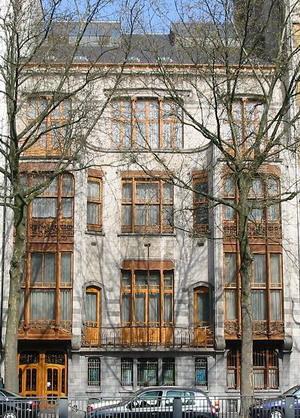 Отель Сольвей 1894 г., Бельгия.