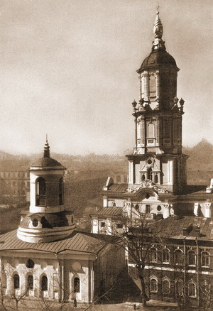 Меньшикова башня, Россия.