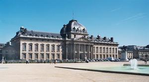 Военная школа на Марсовом поле в Париже 1751-75 гг.,Франция.