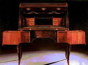 Мебель, стиль ампир | Жакоб.